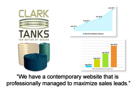 Clark Tanks Case Study